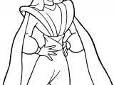 Prince Ali Aladdin Coloring Page