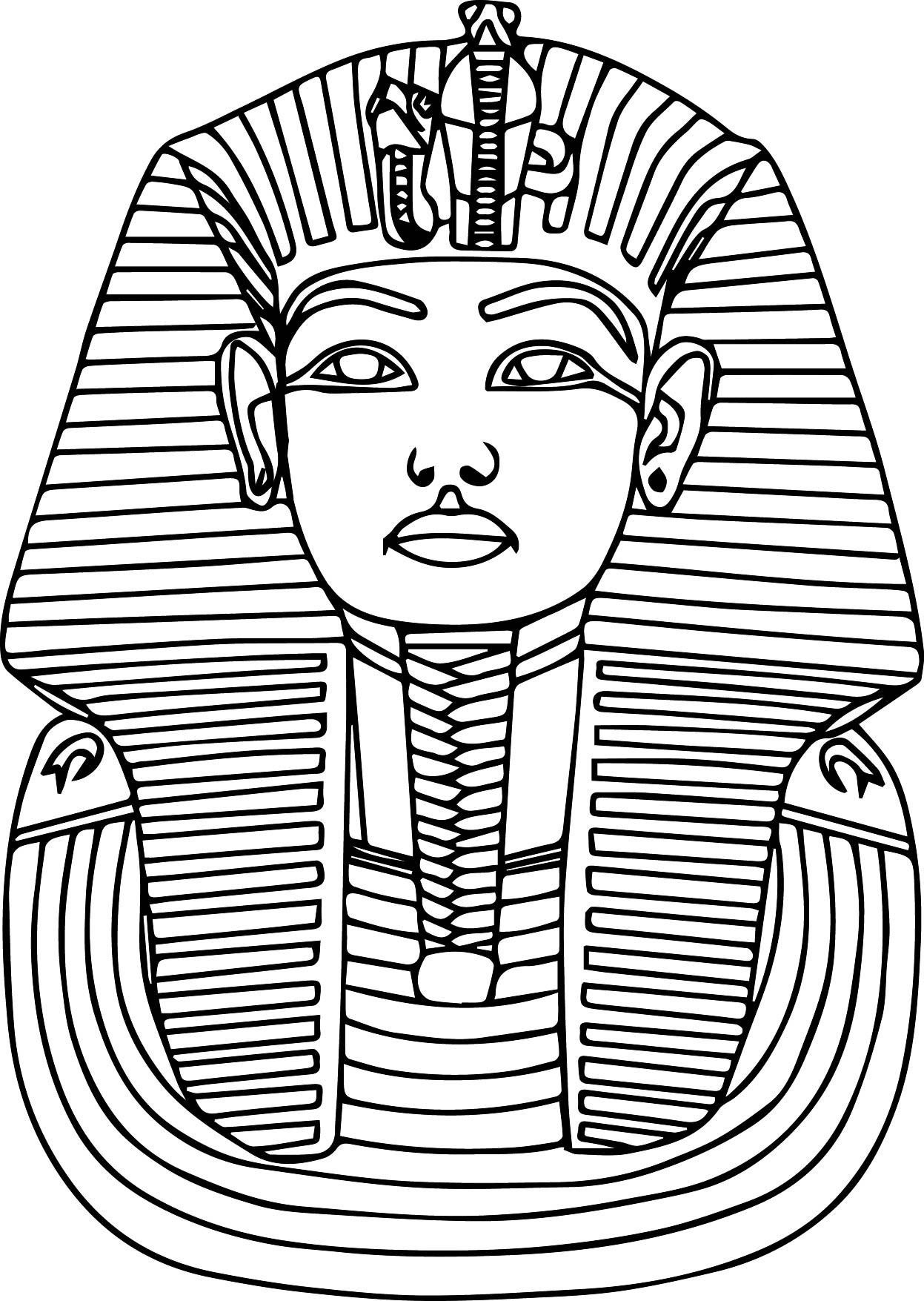 egypt coloring pages printable