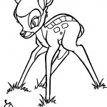 Bambi Chicken Coloring Pages