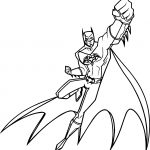 Batman Unlimited Coloring Page