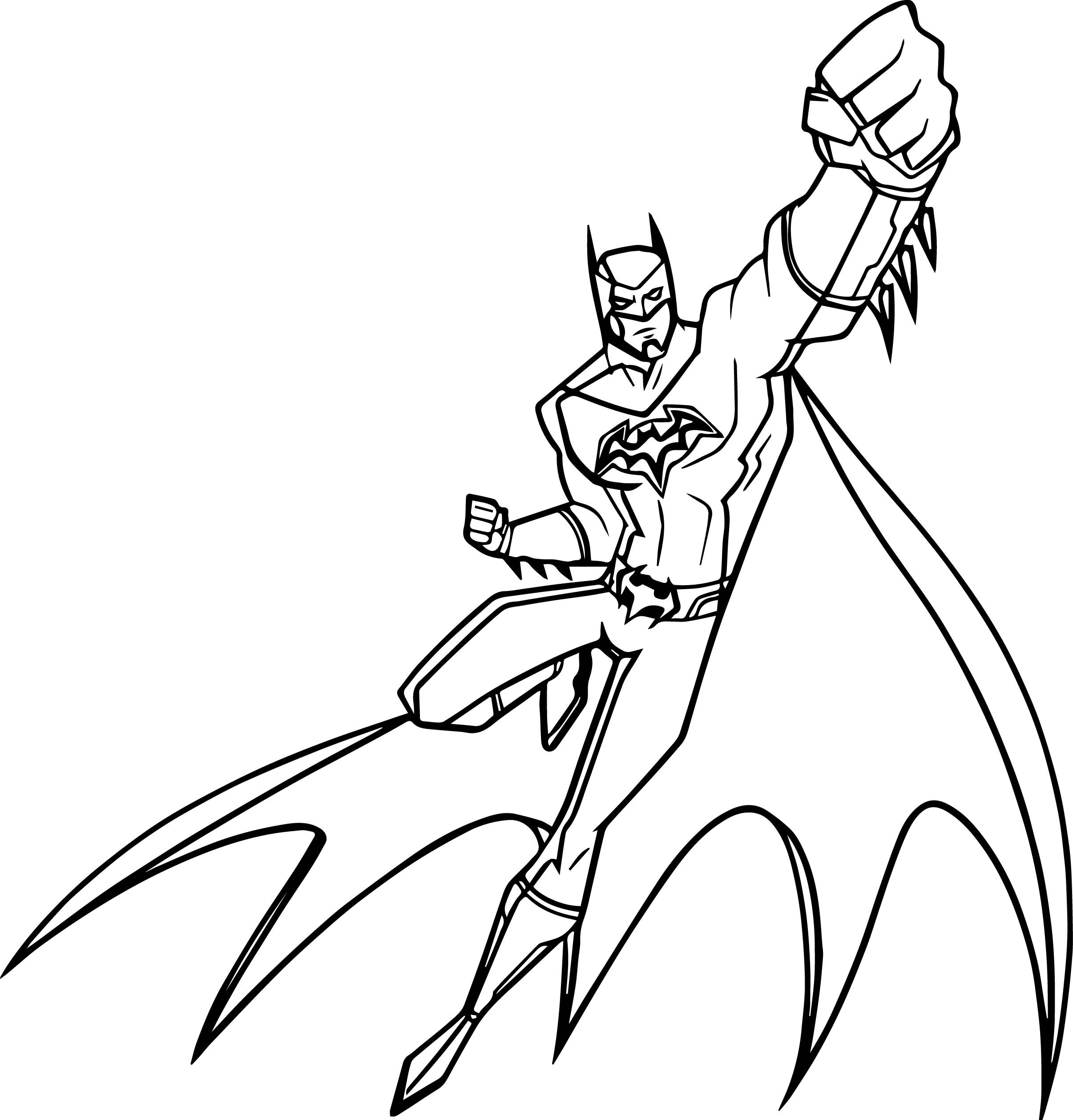 batman unlimited coloring page wecoloringpage