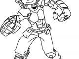 Big Hero 6 Characters Hiro Hamada Stay Coloring Page