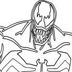 Big Venom Coloring Page