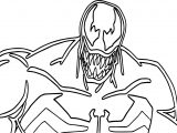 Big Venom Coloring Page