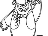 Bingbong Hello Coloring Pages