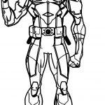 Deadpool I'm Good Coloring Page