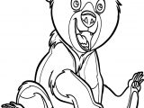 Disney Brother Bear Coloring Page