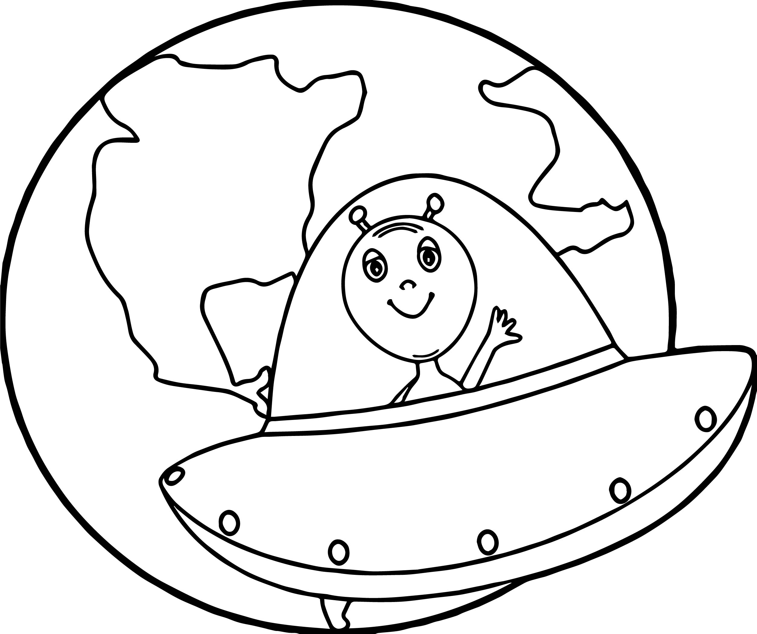 19 Image Gallery Of Coloring Page Earth