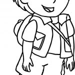 Good Go Diego Go Coloring Page