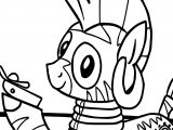 Haunting Nightmare Zecora Fan Coloring Page