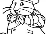 Max And Ruby Going To School Coloring Page