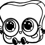 Moshi Monsters Baby Toasty Coloring Page