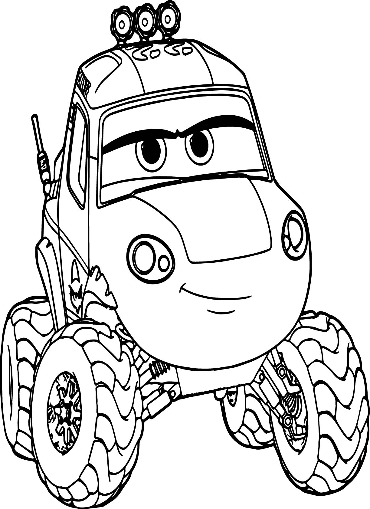 adventures in odyssey coloring pages - planes dynamite car coloring page