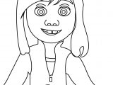 Riley Andersen Inside Out Coloring Page