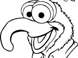 The Muppets Muppets Gonzo Coloring Pages