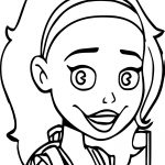 American Dragon Rose Coloring Page