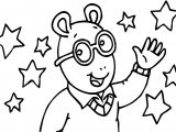 Arthur Pbs Facebook Coloring Page