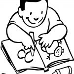 Children Art Coloring Page