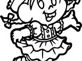 Display Turma Da Monica Festa Junina Girl Coloring Page