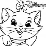 Good Disney The Aristocats Coloring Page