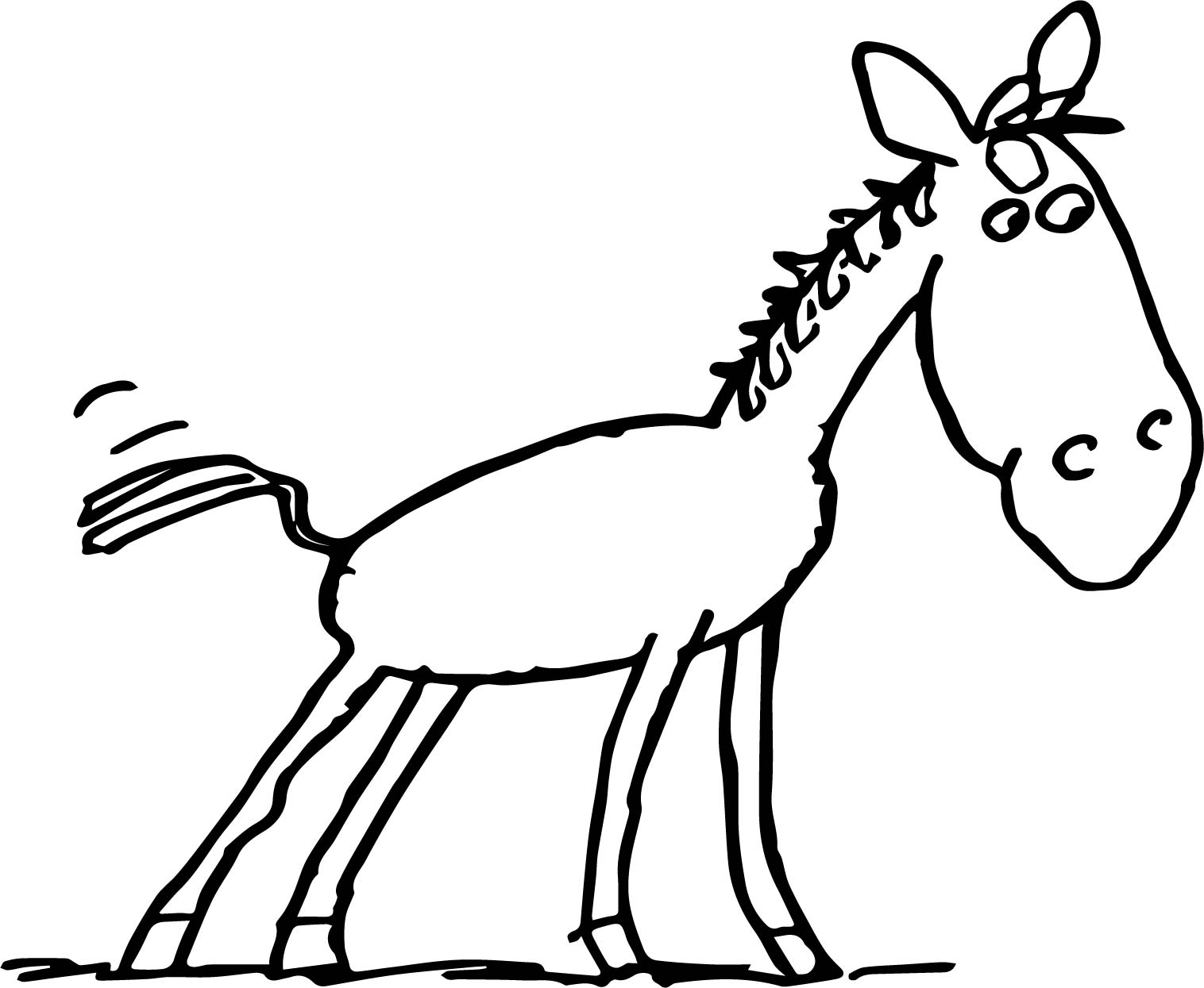 Baby Farm Animal Coloring Pages Coloring Coloring Pages