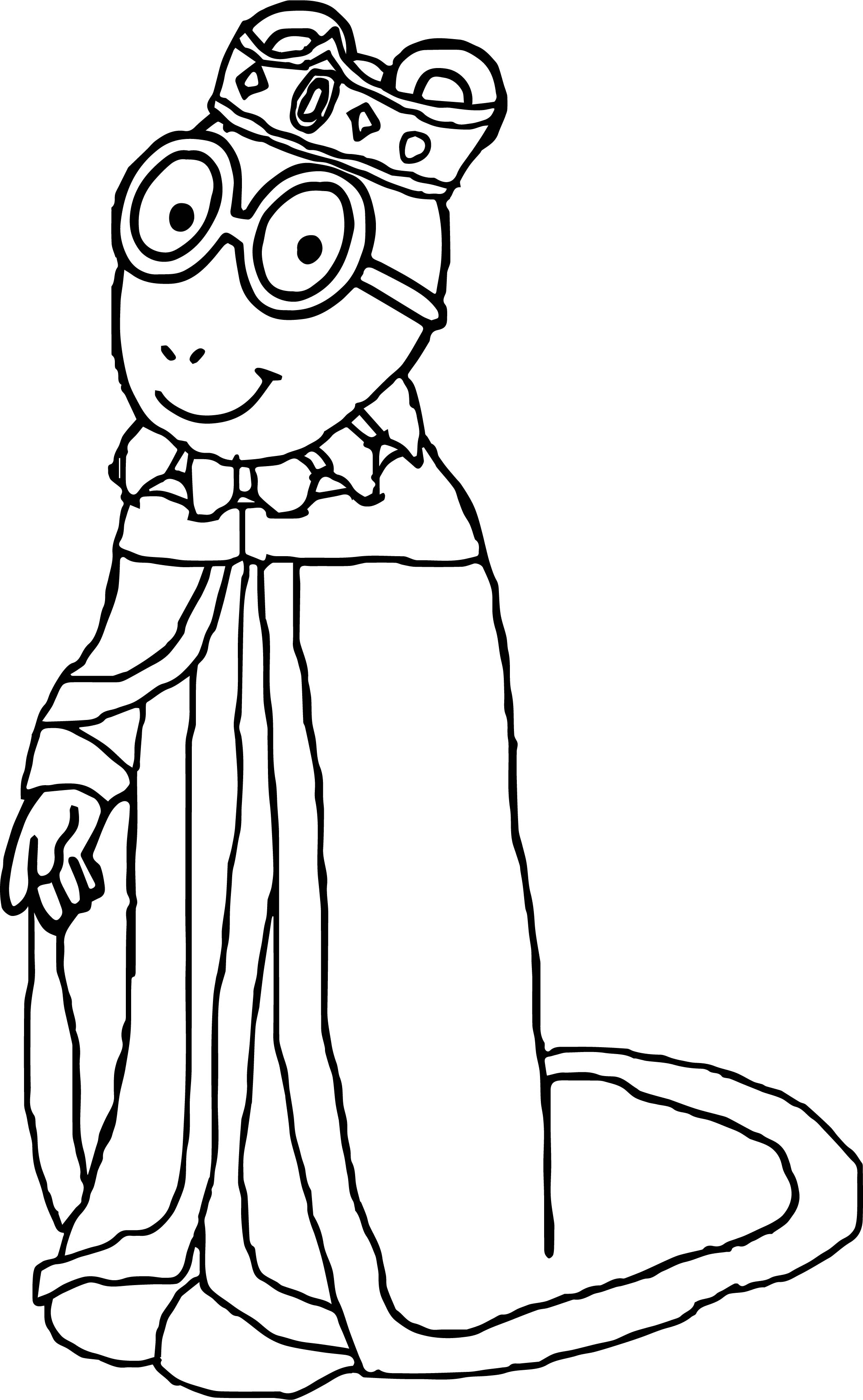 King Arthur Coloring Page