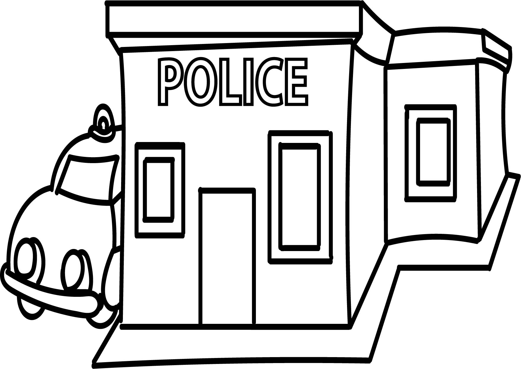 library building black and white police station coloring indian police station clipart police station clipart free