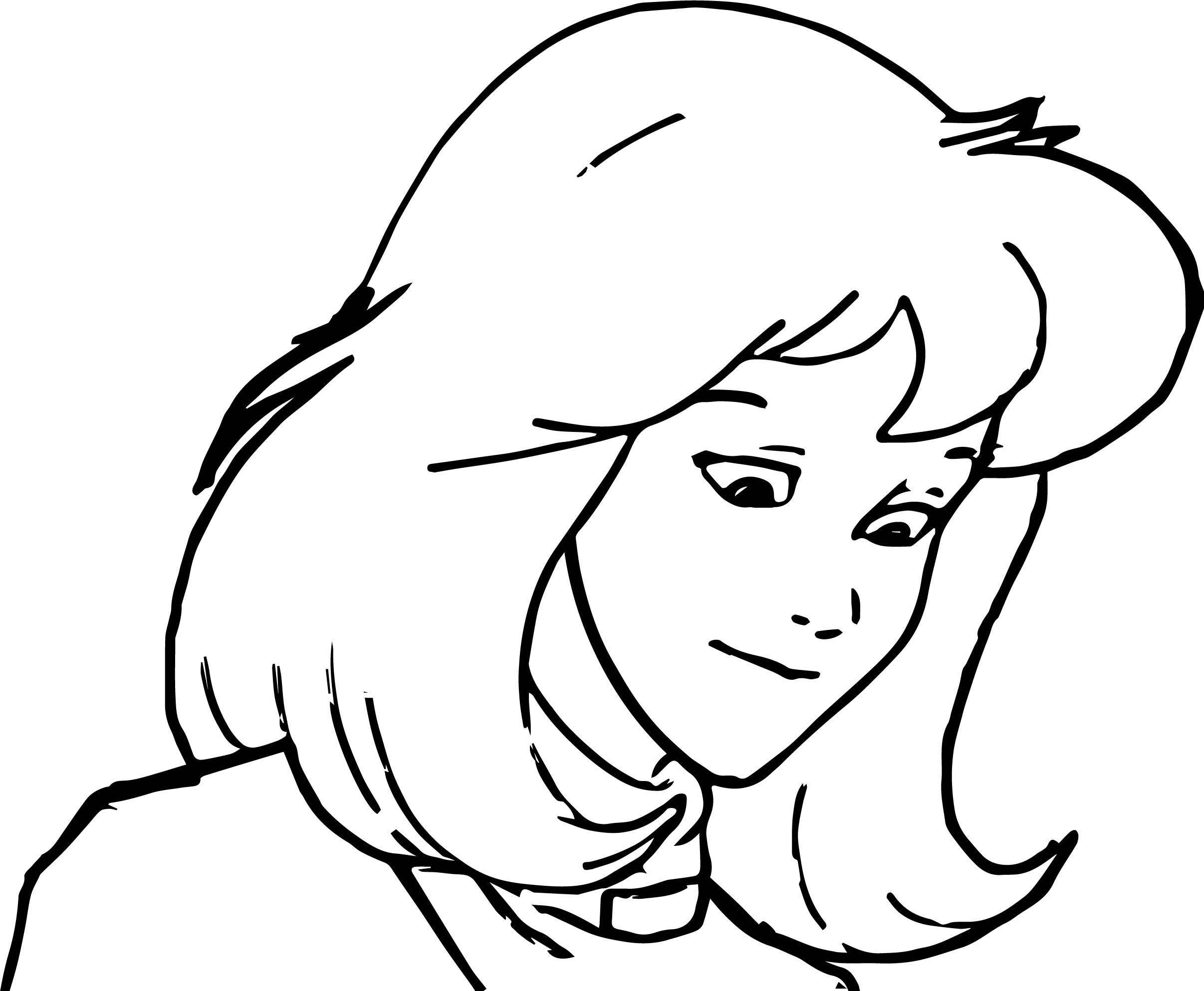 Marsha Coloring Page