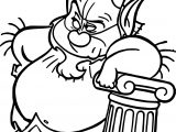 Phil Hercules Lean Coloring Page