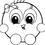 Powerpuff Tweety Coloring Page