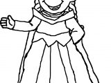Princess Muffy Arthur Coloring Page