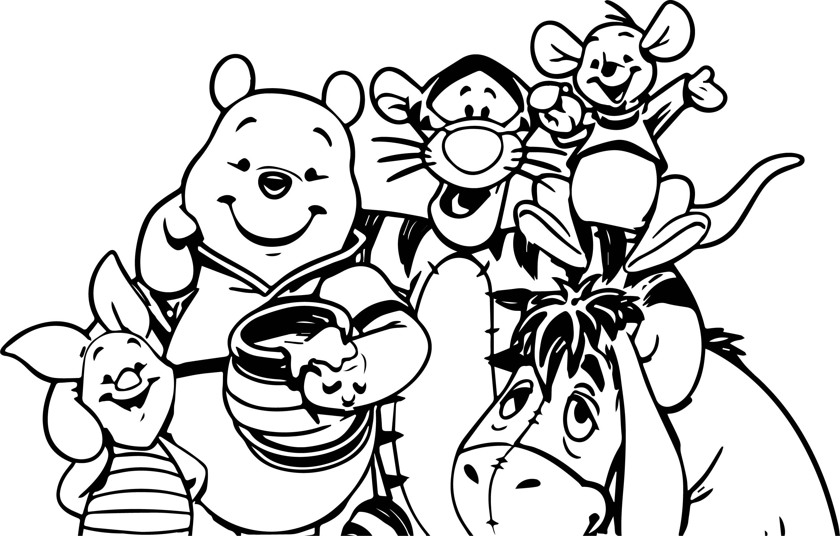 proud family coloring pages - photo#39