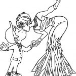 Wreck It Wedding Coloring Page