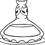 Zecora Magic Potion Coloring Page