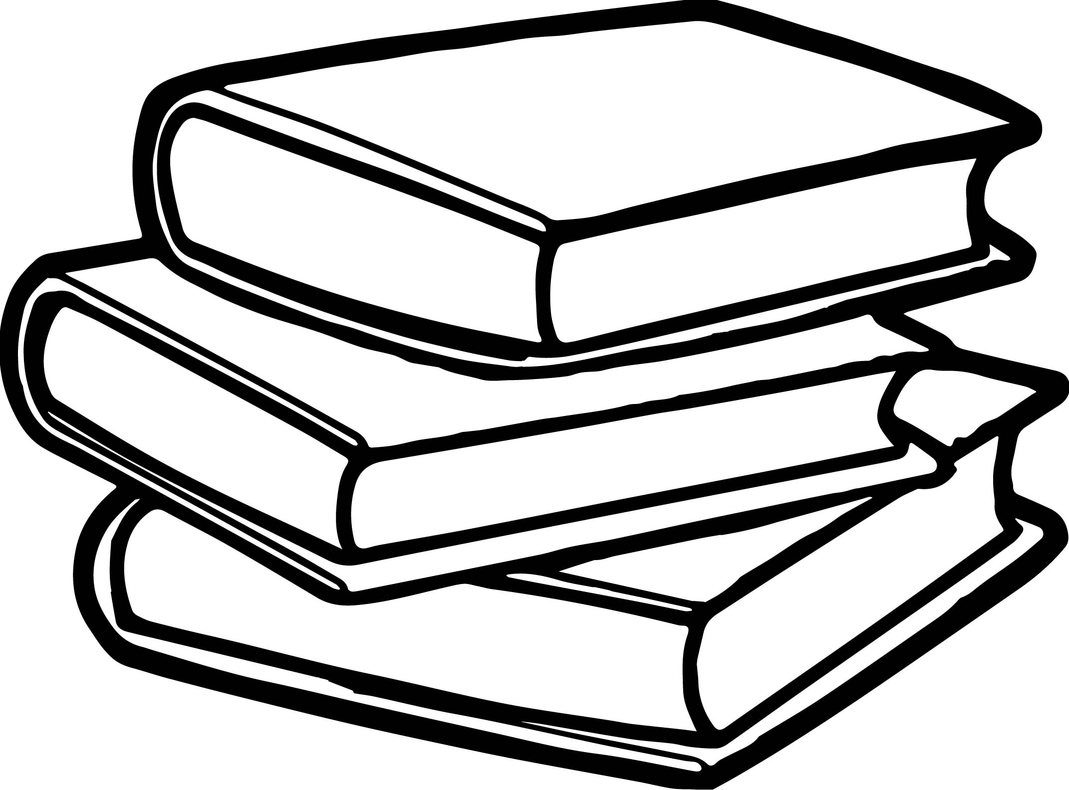 Abc Books Coloring Page Wecoloringpage Book Colouring Pages