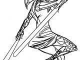 Ahsoka Tano Return Coloring Page
