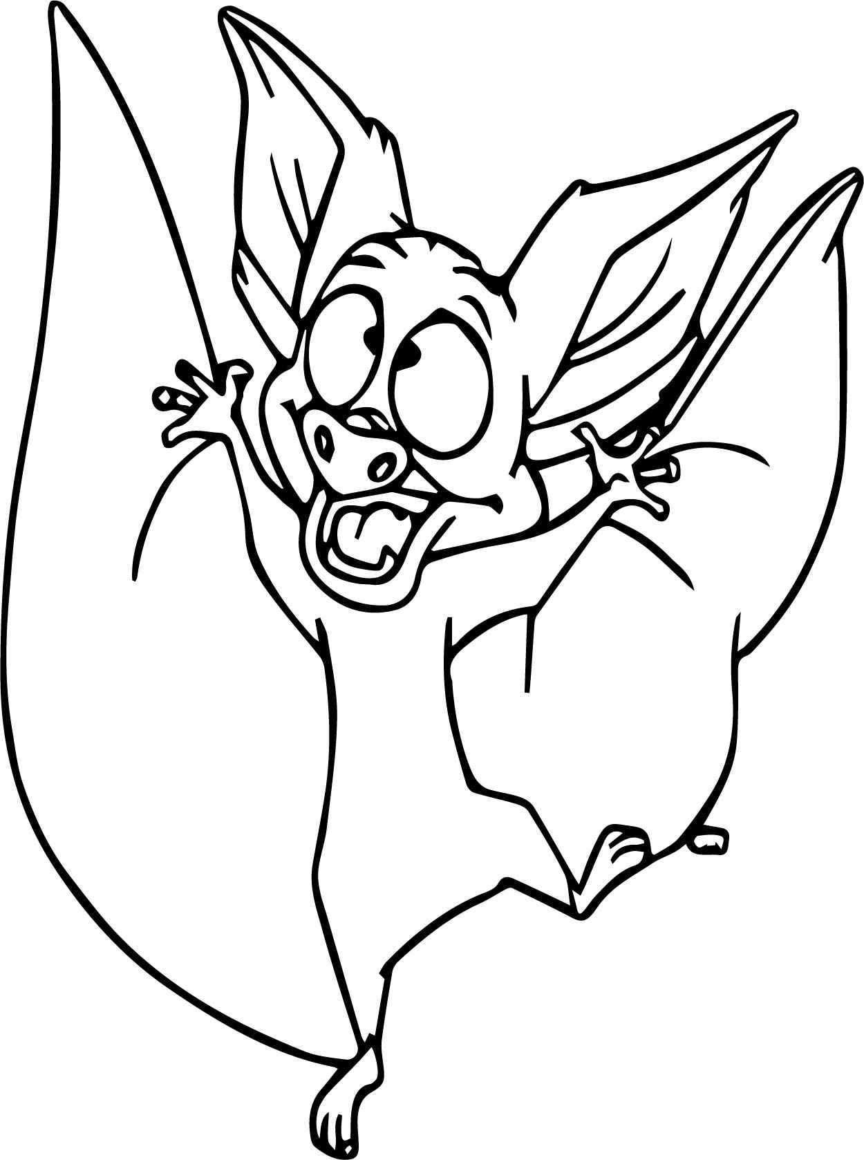 bats coloring pages anastasia bat coloring page