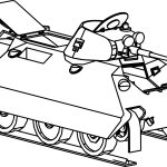 Bt Sv Wot Tank Coloring Page
