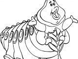 Bugs Parts Of An Insect Coloring Page