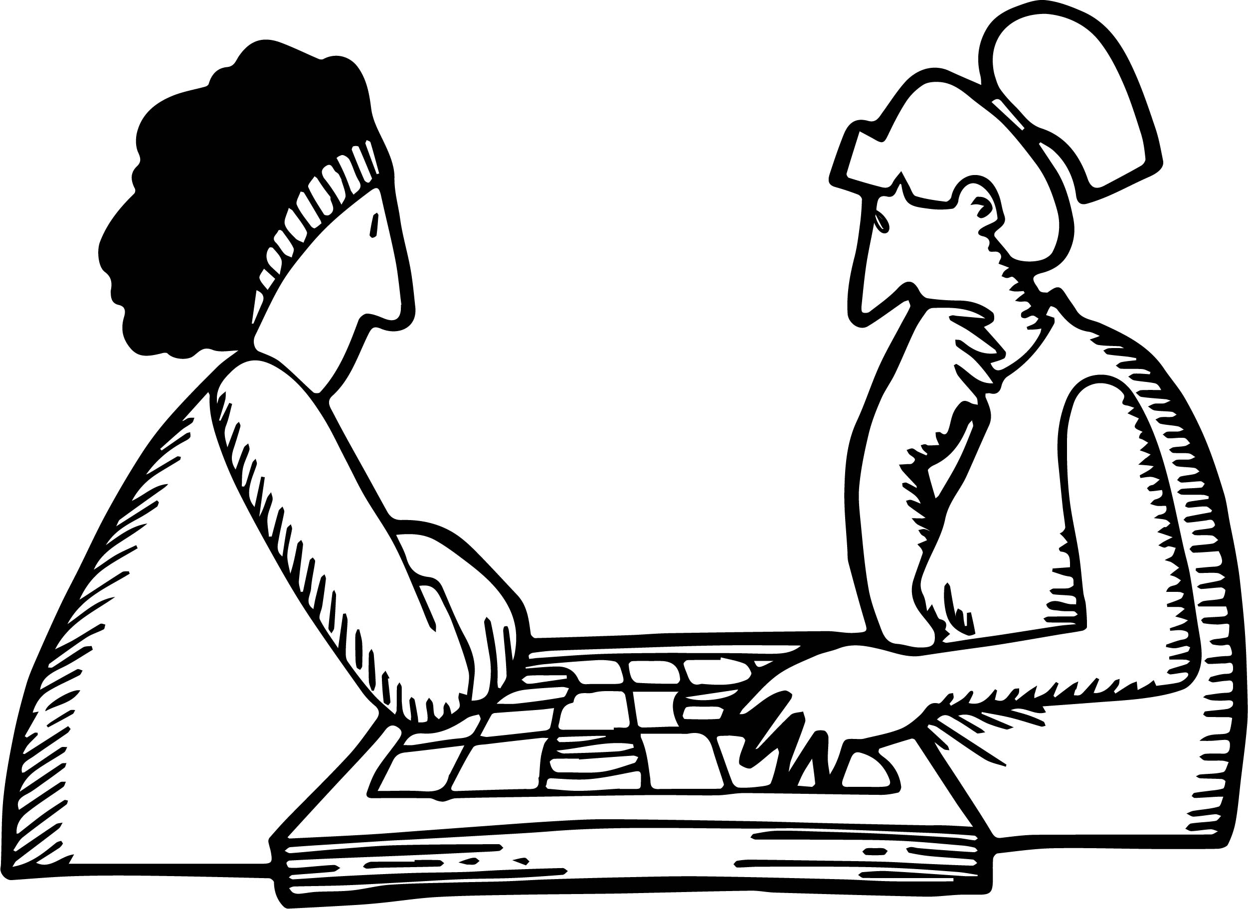 checkers game board coloring page