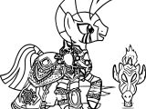 Far Seer Zecora Coloring Page