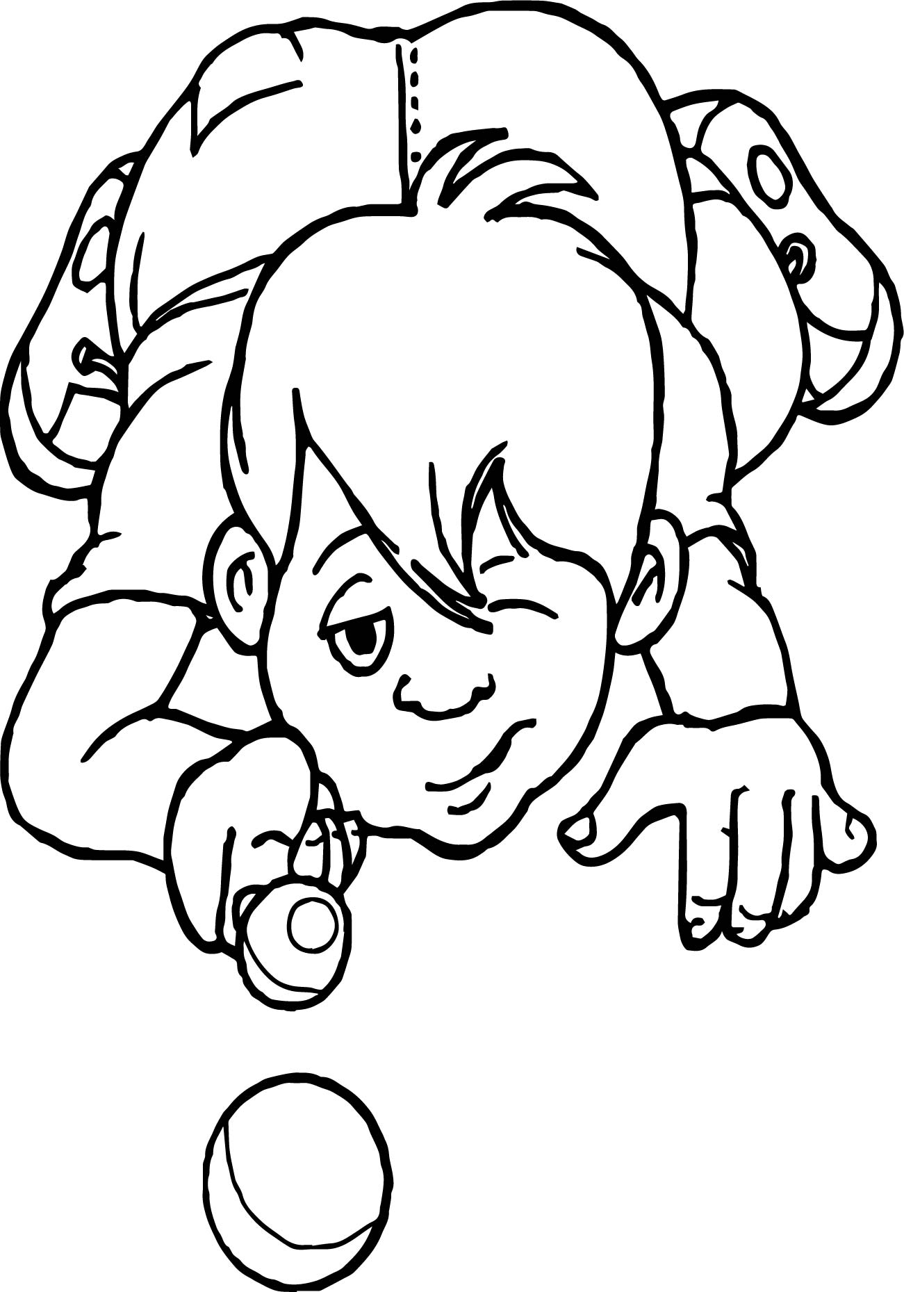 Marbles Coloring Pages Marble Coloring Page