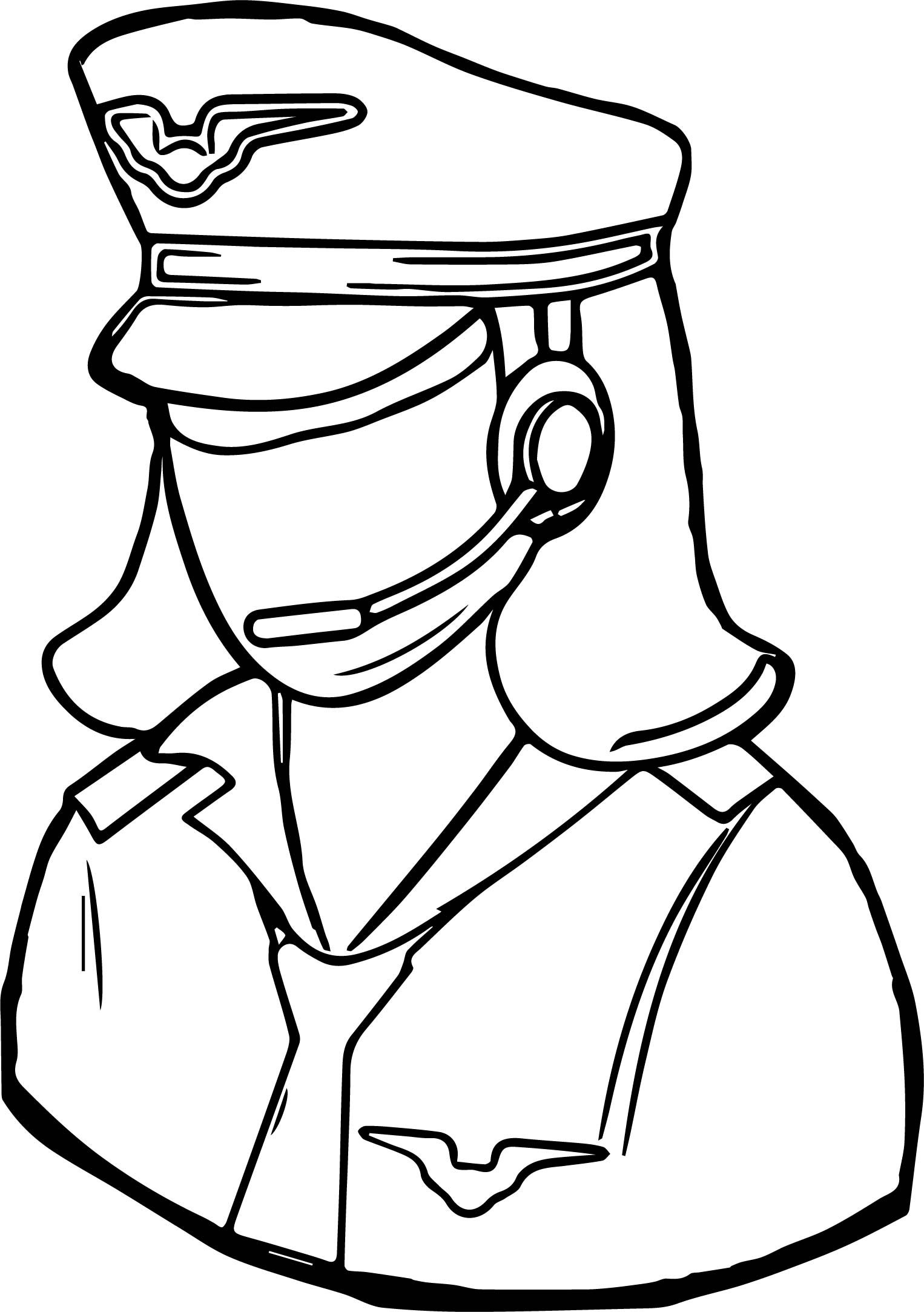 coloring pages of women pilots - photo#1