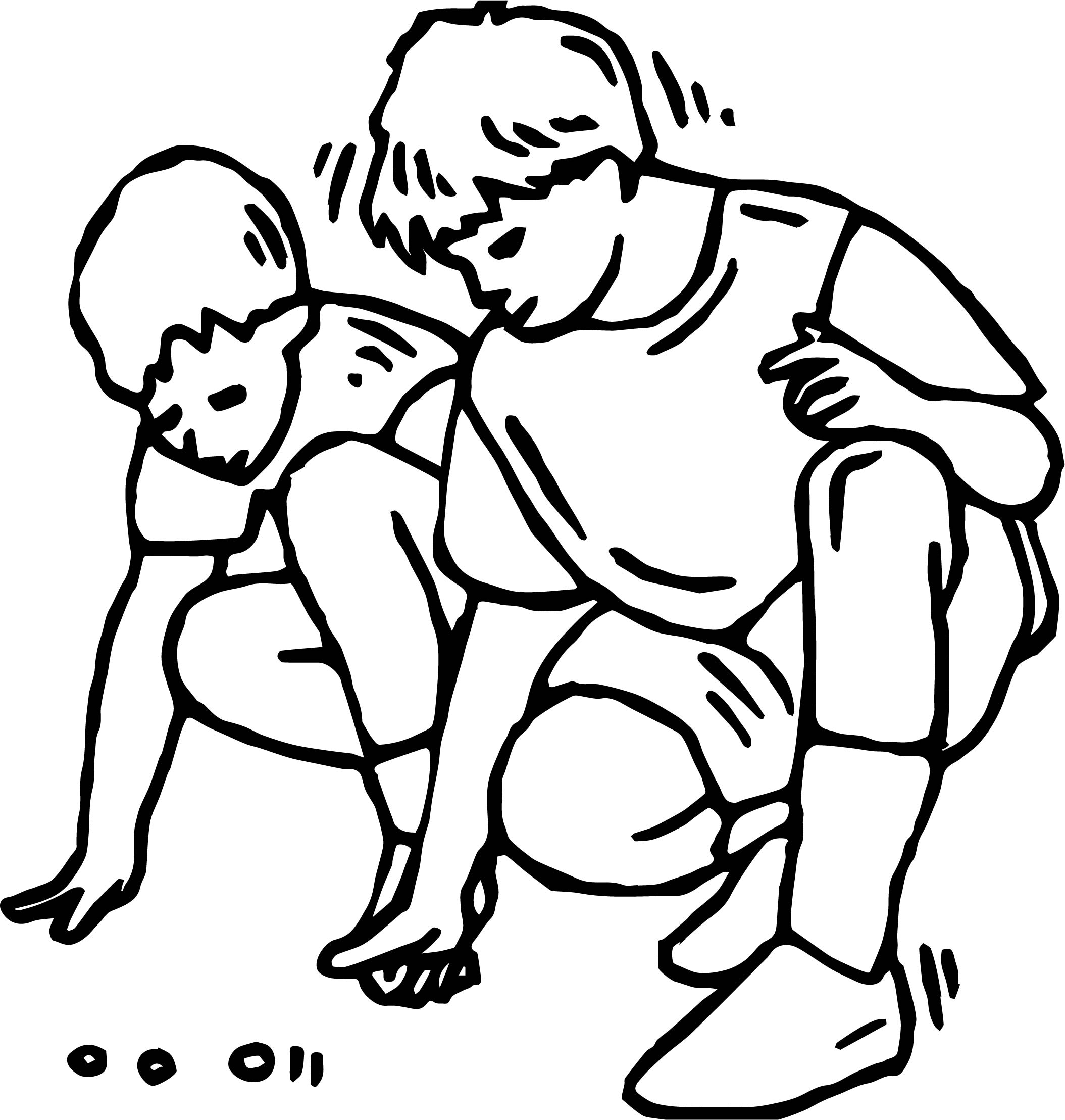 playing marbles friends coloring page wecoloringpage