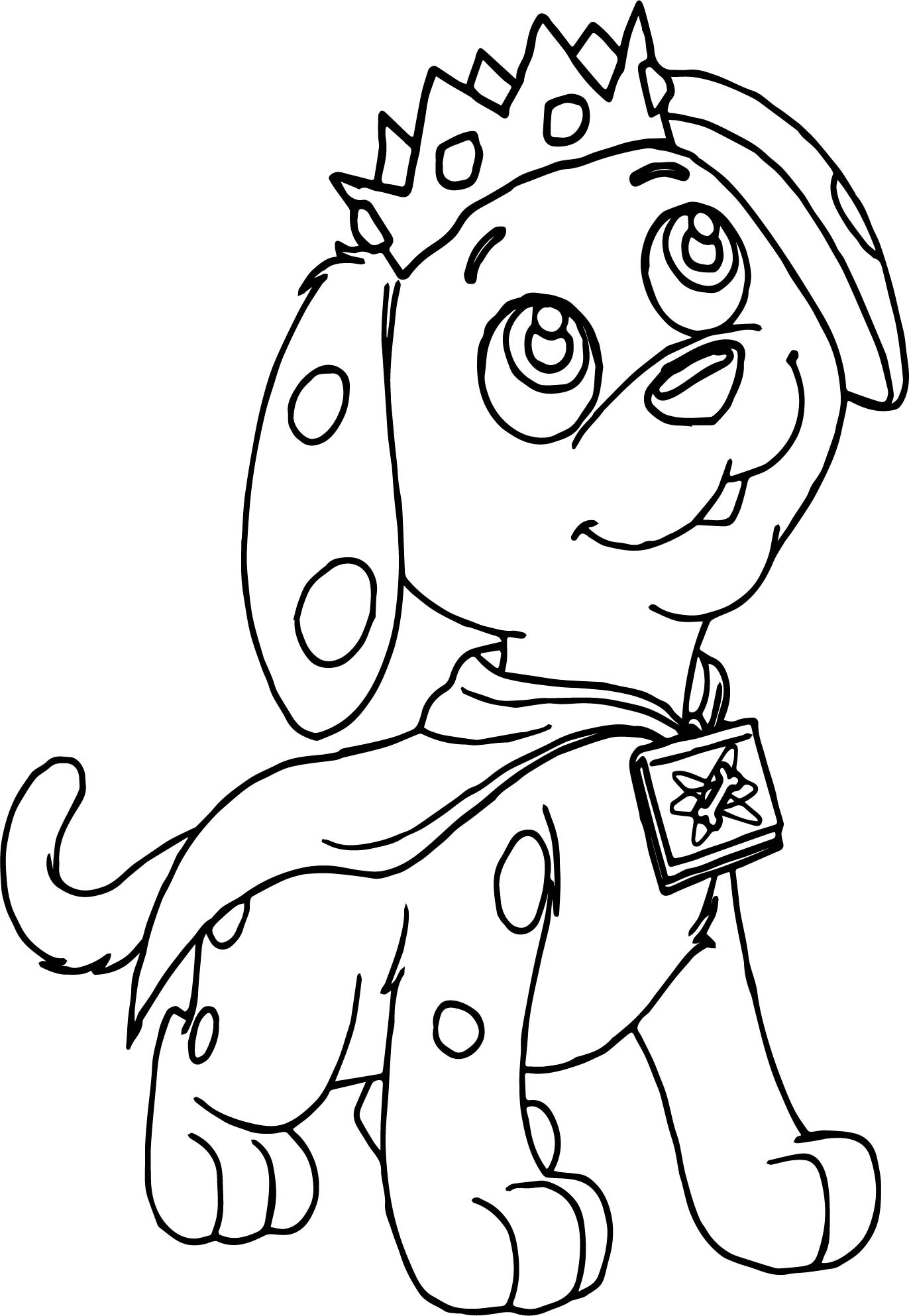 prince puppy super why coloring page wecoloringpage