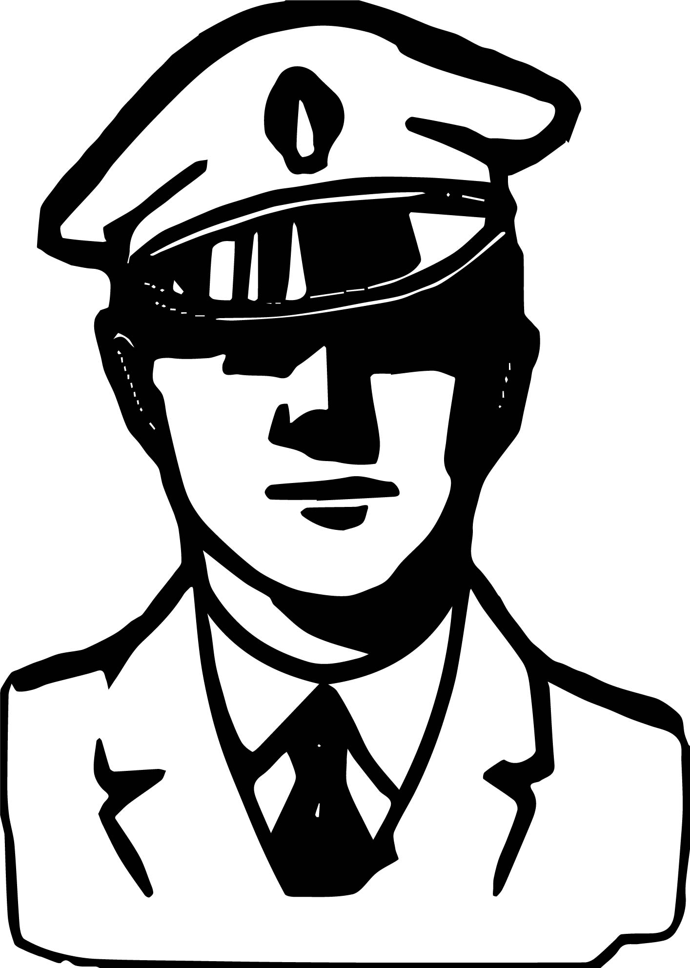 Taxi driver car man coloring page for Taxi coloring page