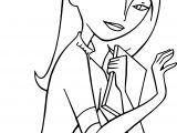 The Incredibles Girl Coloring Pages