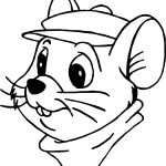 The Rescuers Bern Coloring Pages