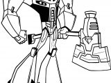 Transformers Blade Coloring Page