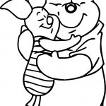 Winnie The Pooh Friend Coloring Page